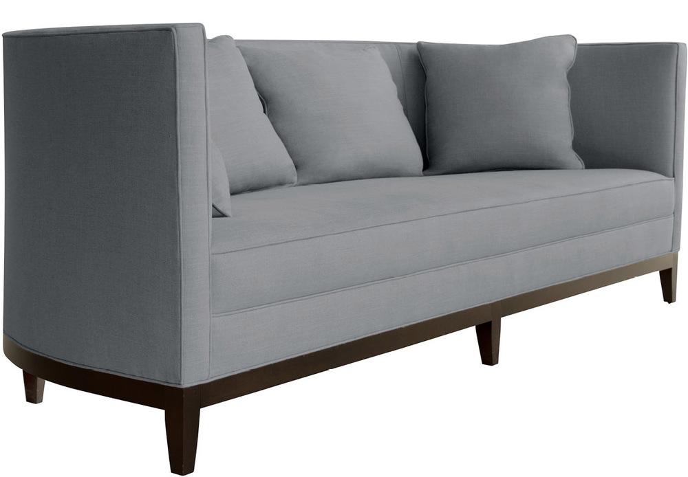 Van Peursem - Half Moon Sofa