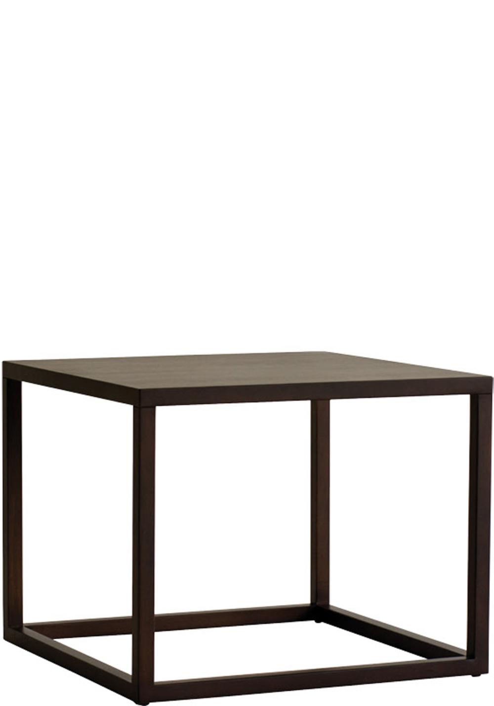 Van Peursem - Walnut Sq Side Table