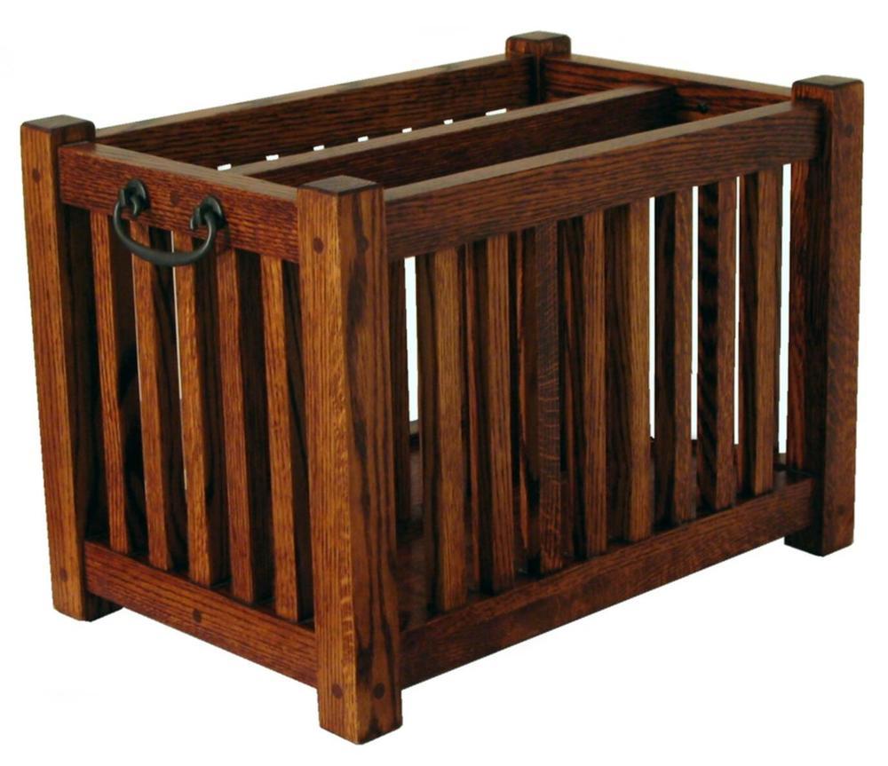 Borkholder Furniture - Magazine Rack