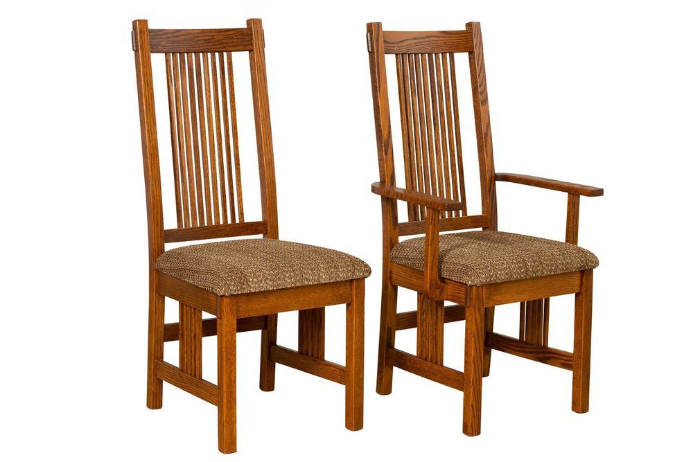 Borkholder Furniture - Bungalow Arm Chair