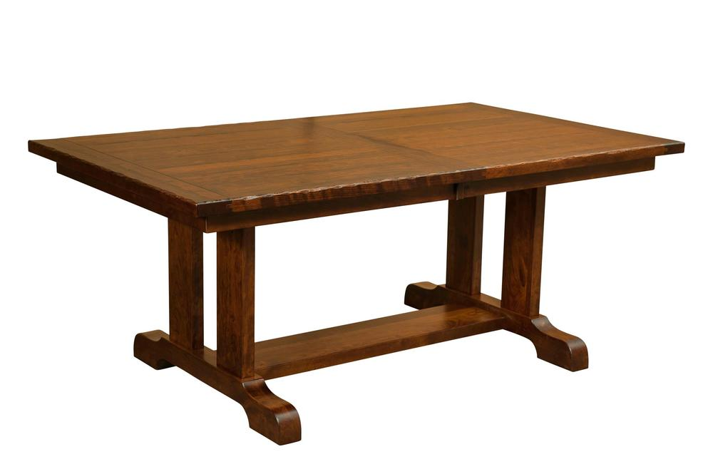 Borkholder Furniture - Table with Three Leaves