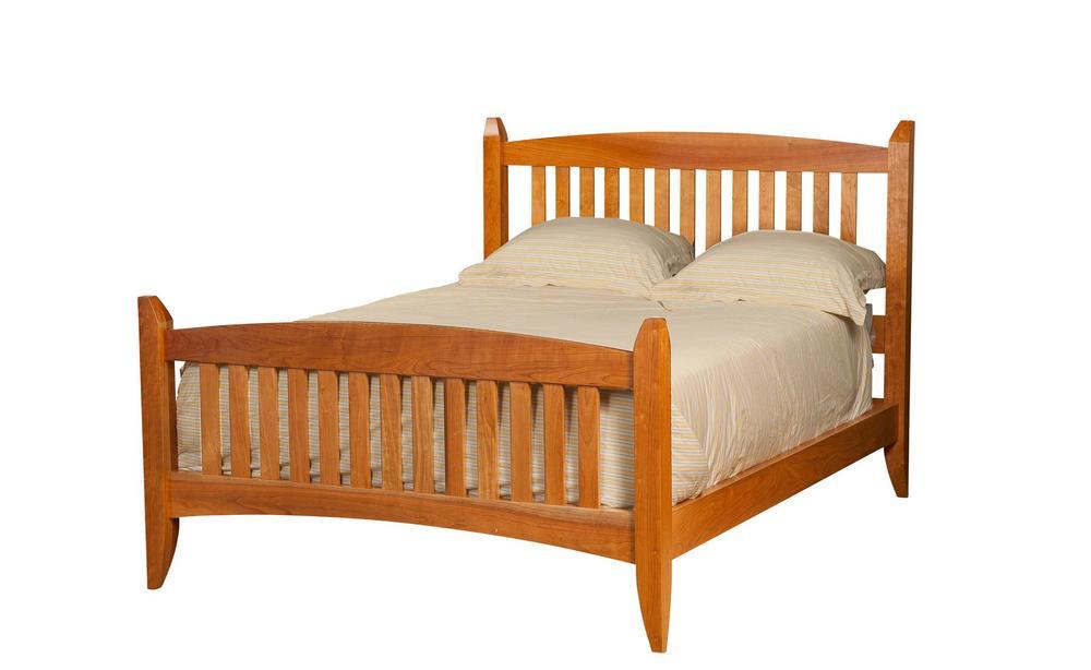 Borkholder Furniture - Sunset Queen Bed