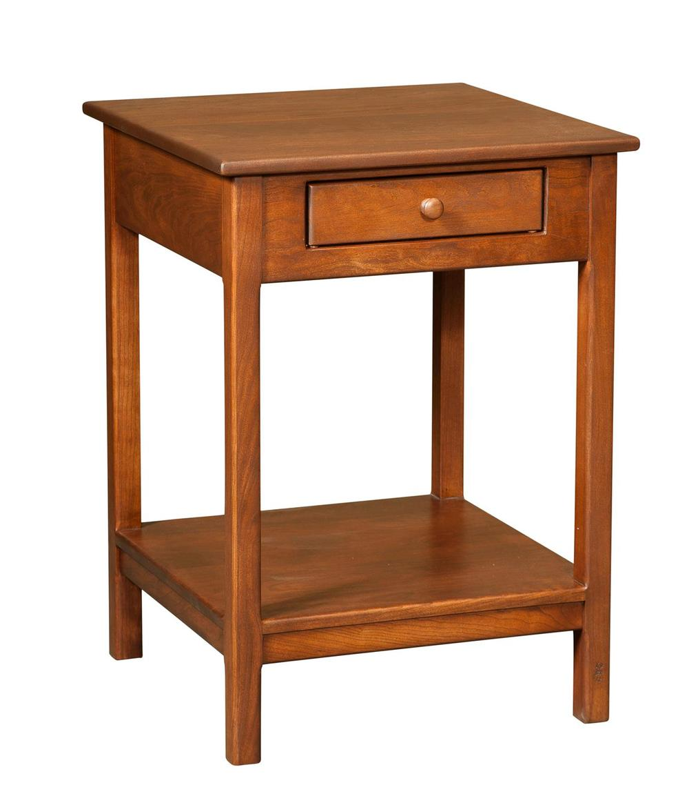 Borkholder Furniture - Nightstand with Drawer