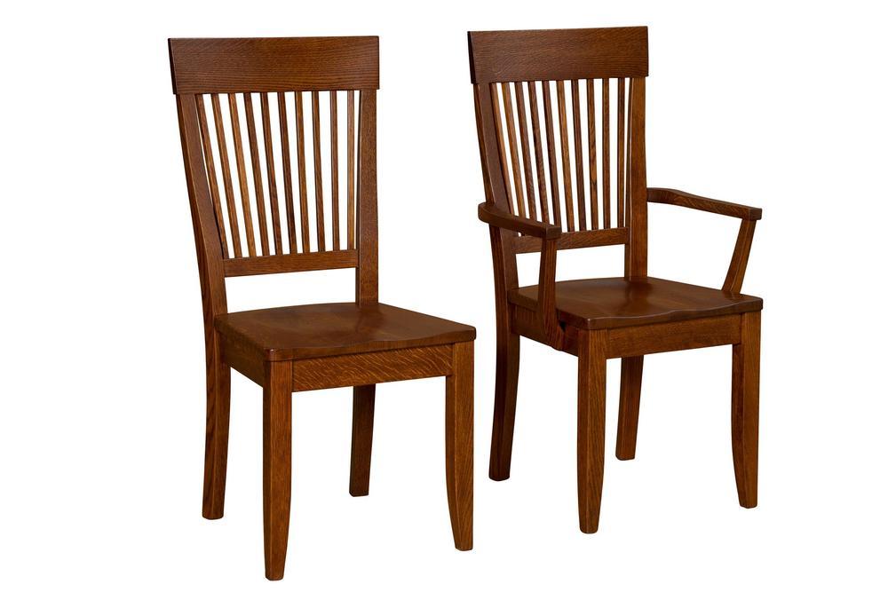 Borkholder Furniture - Heartland Side Chair
