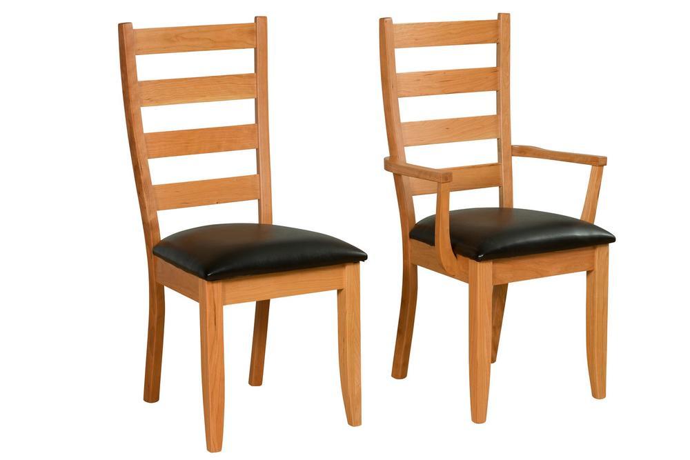 Borkholder Furniture - Legacy Ladderback Side Chair