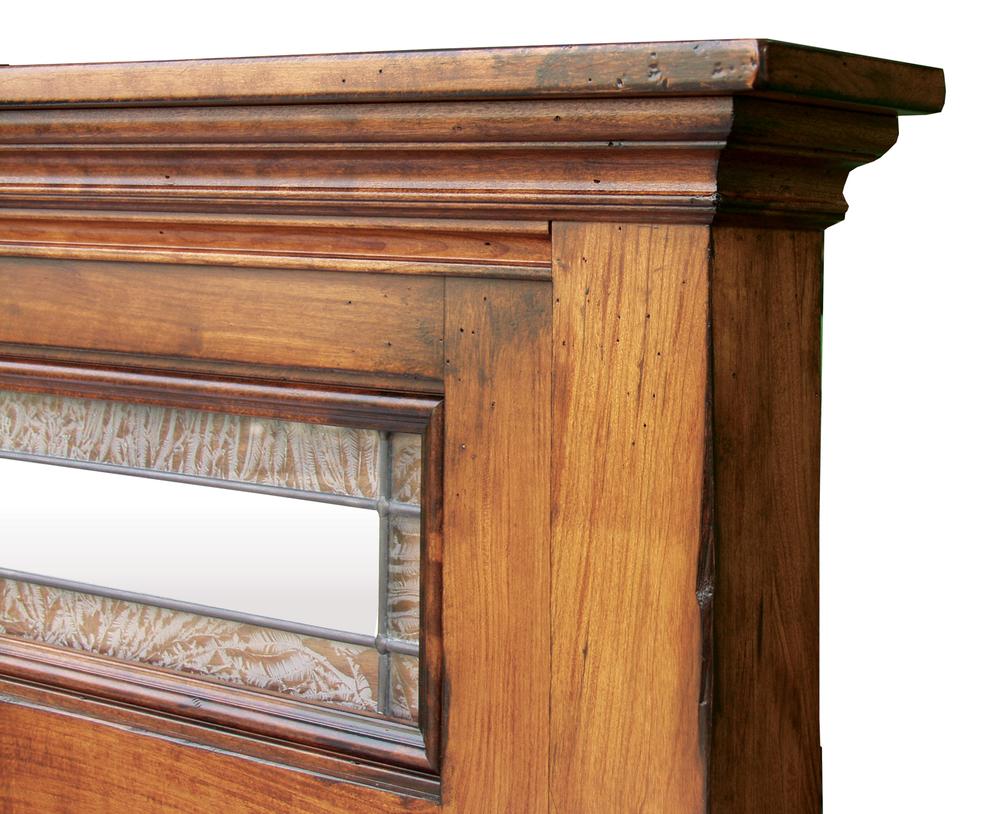 Borkholder Furniture - Deluxe King Bed