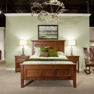 Thumbnail of Borkholder Furniture - Panel Queen Bed