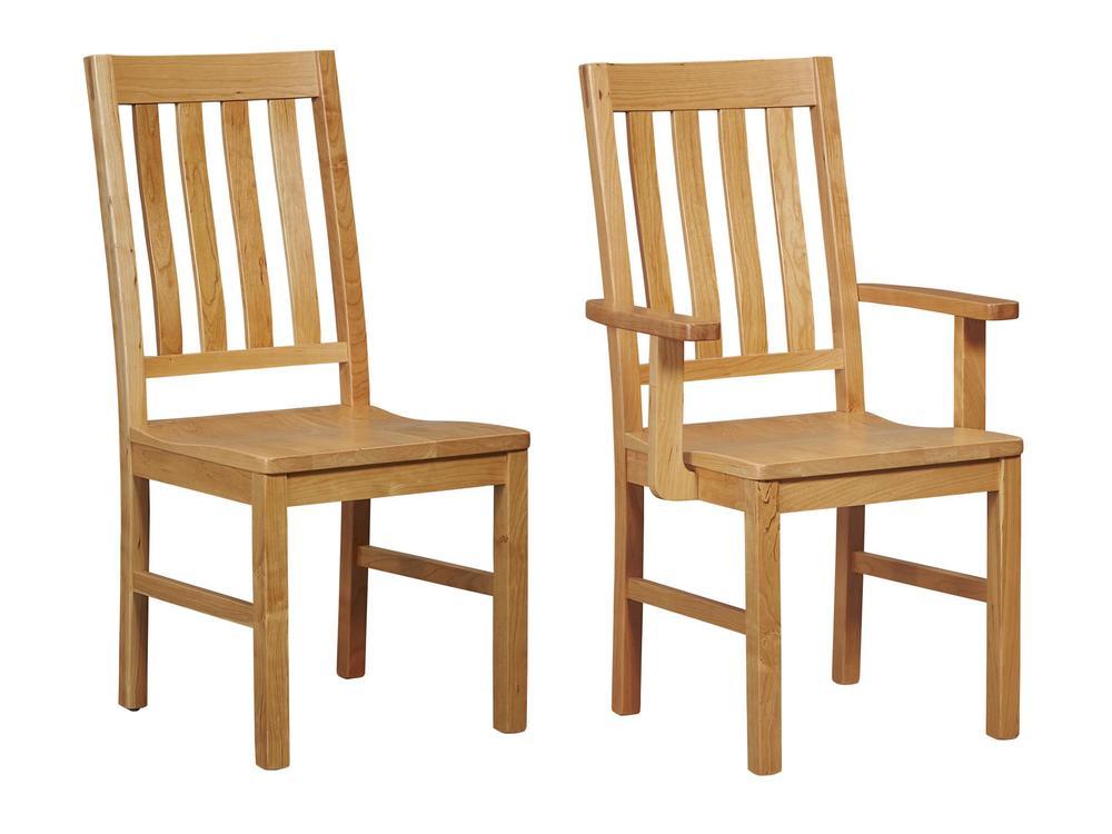 Borkholder Furniture - Splat Back Arm Chair