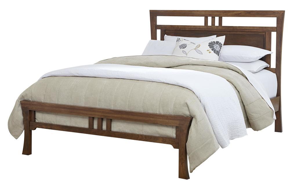 Borkholder Furniture - Panel Queen Bed
