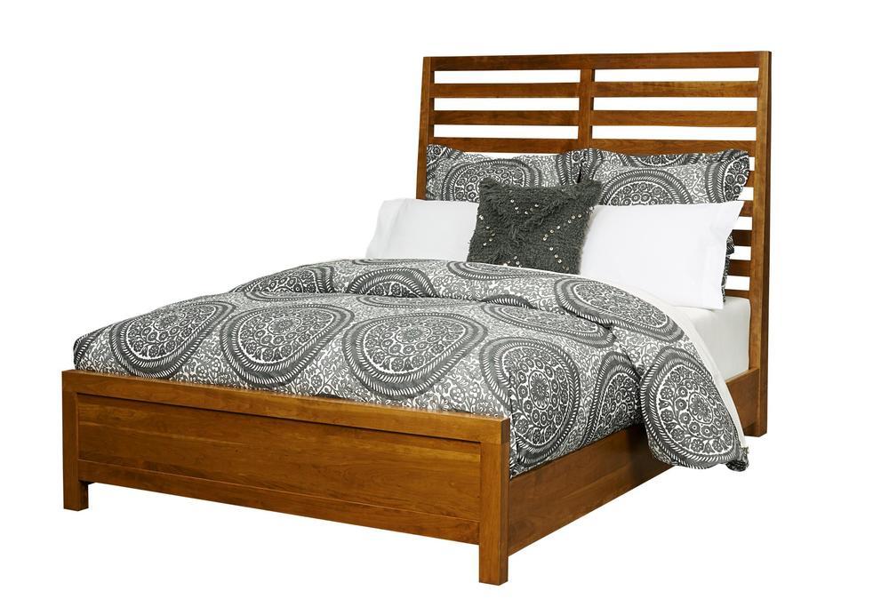 Borkholder Furniture - Park Bench Queen Bed