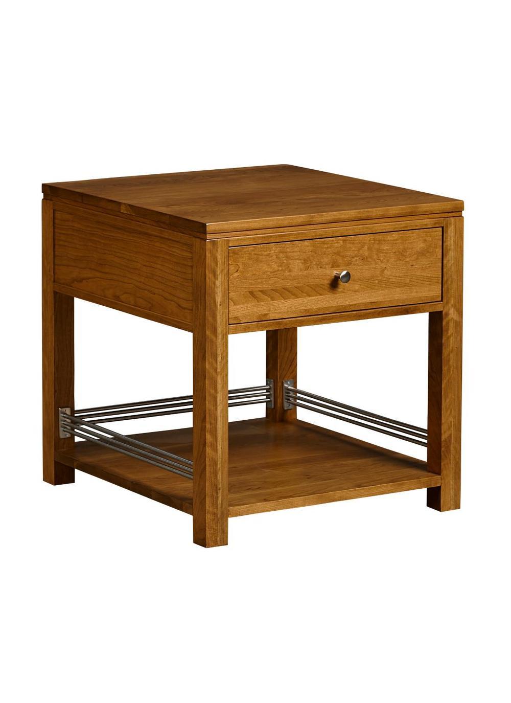 Borkholder Furniture - One Drawer End Table