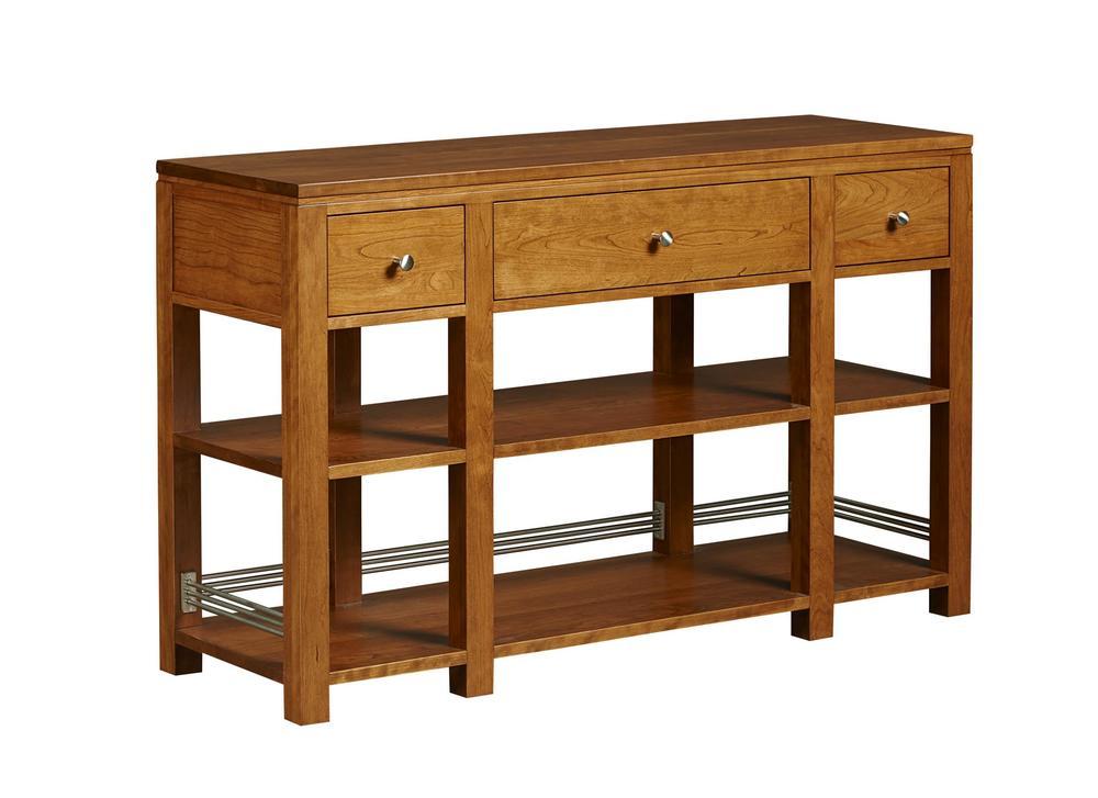 Borkholder Furniture - Three Drawer Sofa Table