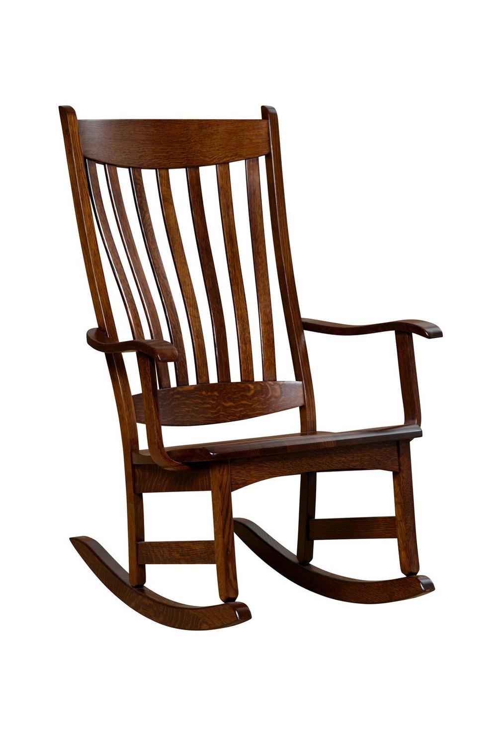 Borkholder Furniture - Sam's Rocker