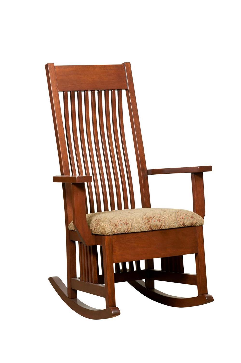 Borkholder Furniture - Royale Rocker