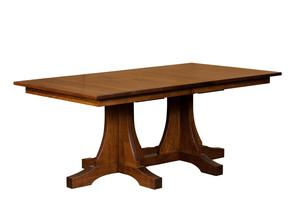 Thumbnail of Borkholder Furniture - Table with One Leaf, Aproned
