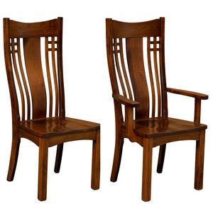 Thumbnail of BORKHOLDER FURNITURE - Arm Chair