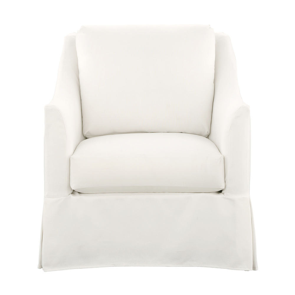 Gabby Home - Baldwin Chair, Slipcovered