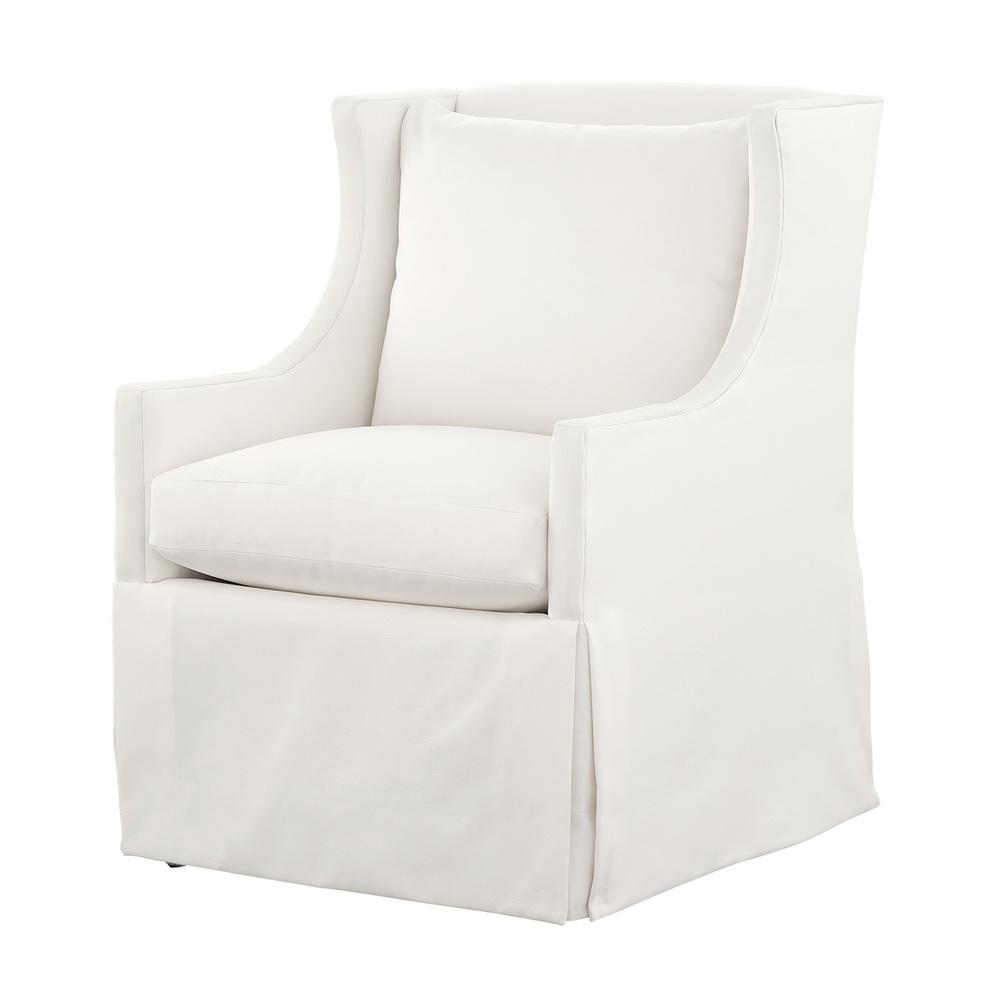 Gabby Home - Sea Island Falls Swivel Chair