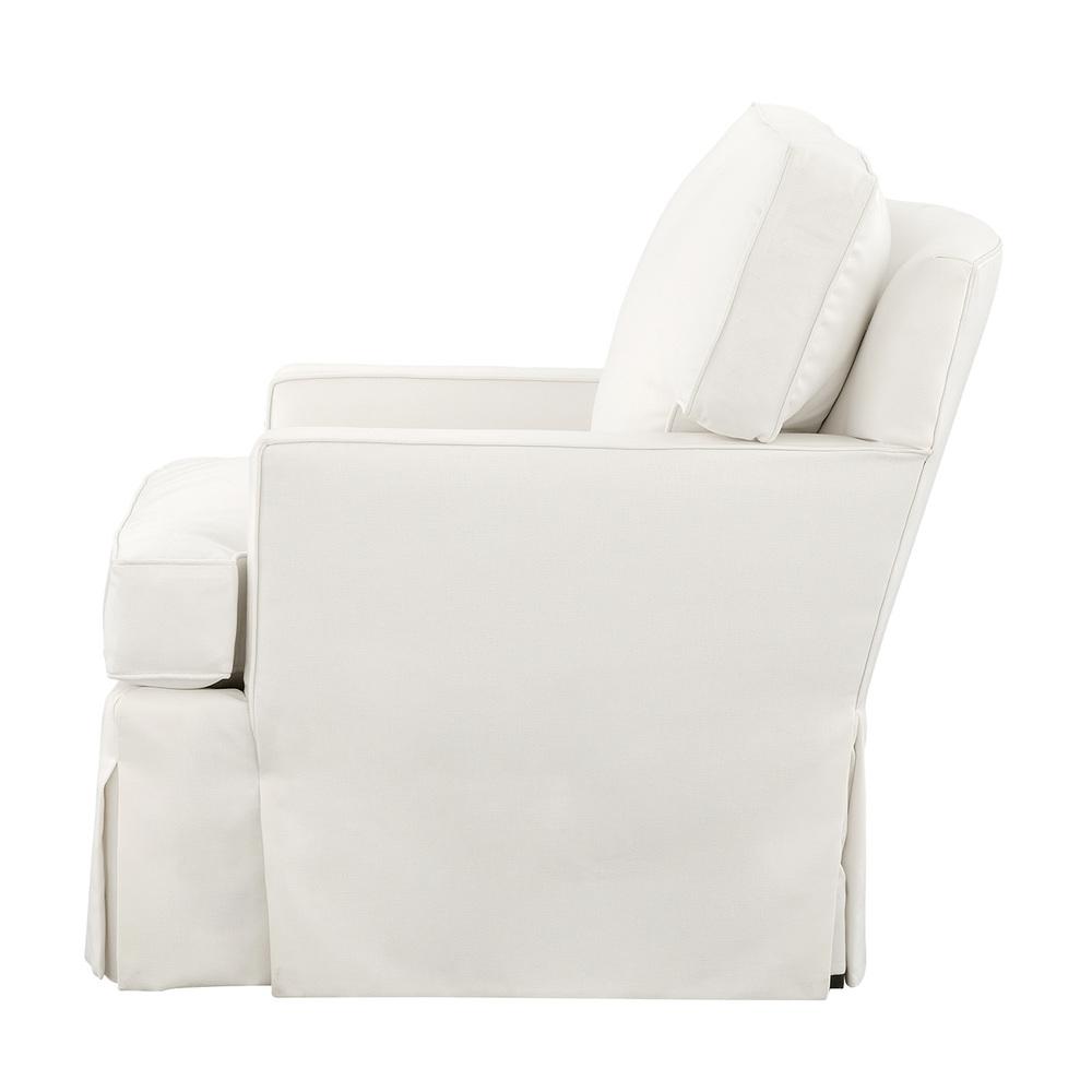 Gabby Home - Magnolia Falls Swivel Glider Chair