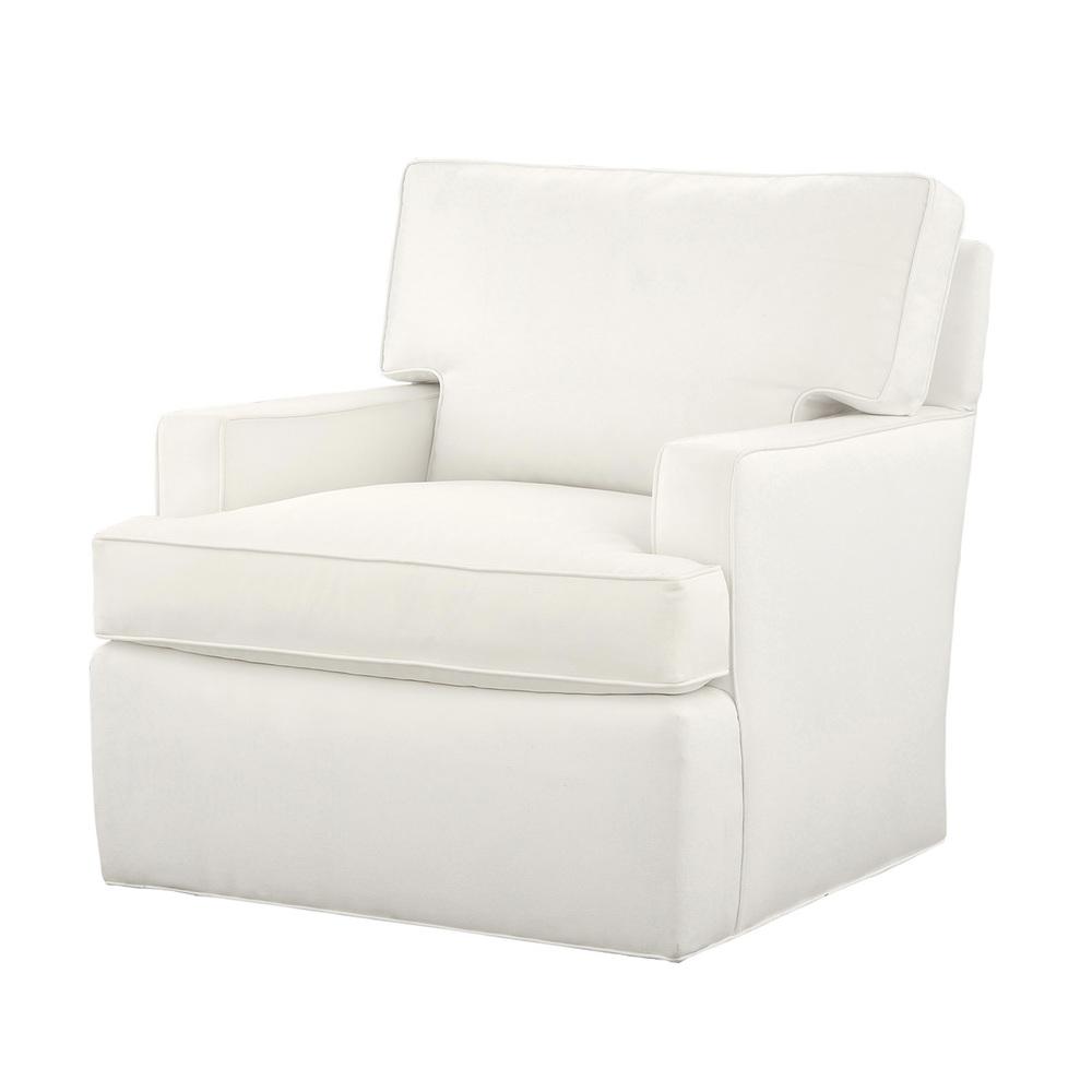 Gabby Home - Magnolia Bay Swivel Glider Chair