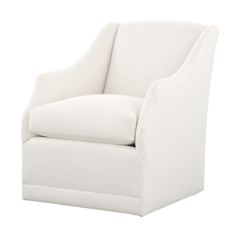 Gabby Home - Eric Park Swivel Chair
