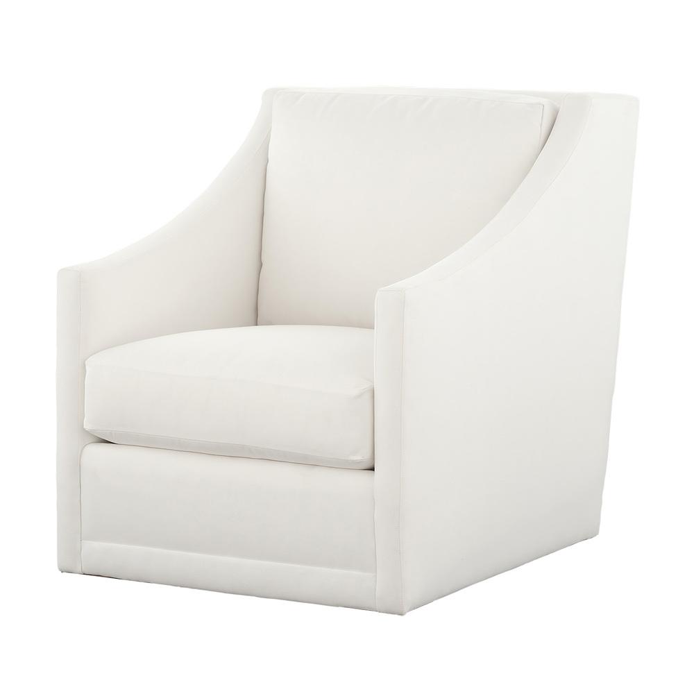 Gabby Home - Nantucket Park Swivel Chair