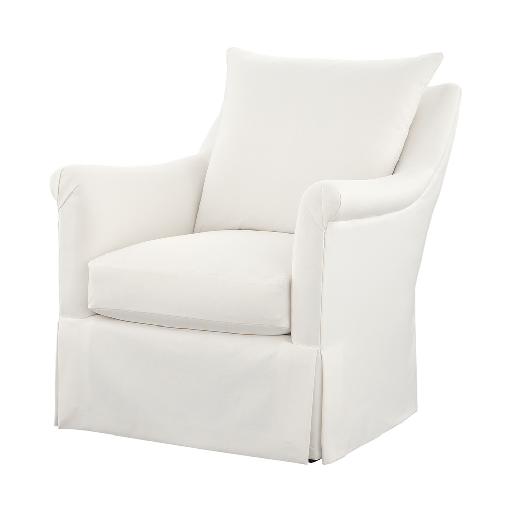 Gabby Home - Devin Falls Swivel Chair