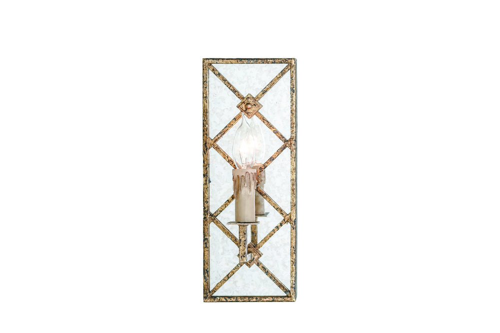 Gabby Home - Blake Gold Sconce