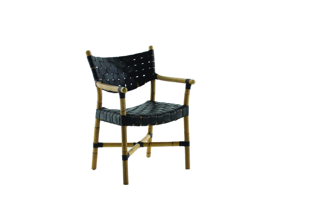 Gabby Home - Morrison Arm Chair, 2/carton