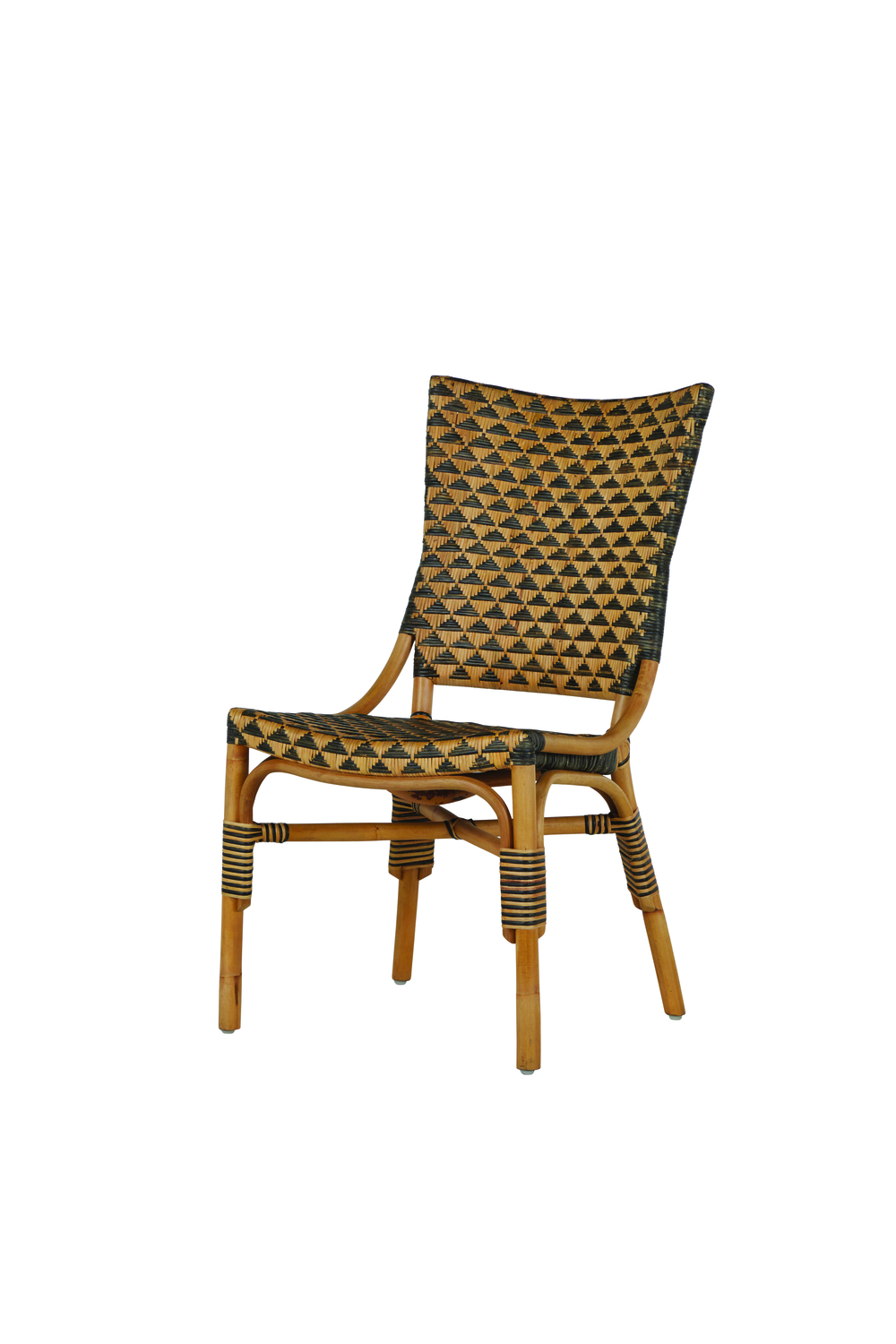 Gabby Home - Terry Dining Chair, 2/carton