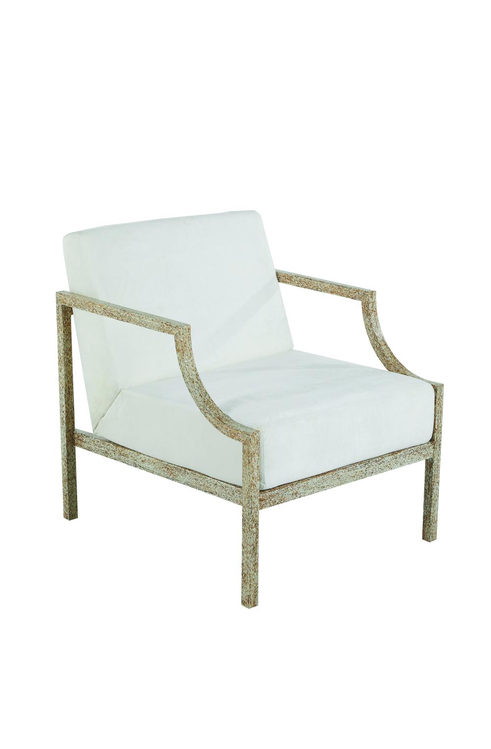 Gabby Home - Zilar Lounge Chair