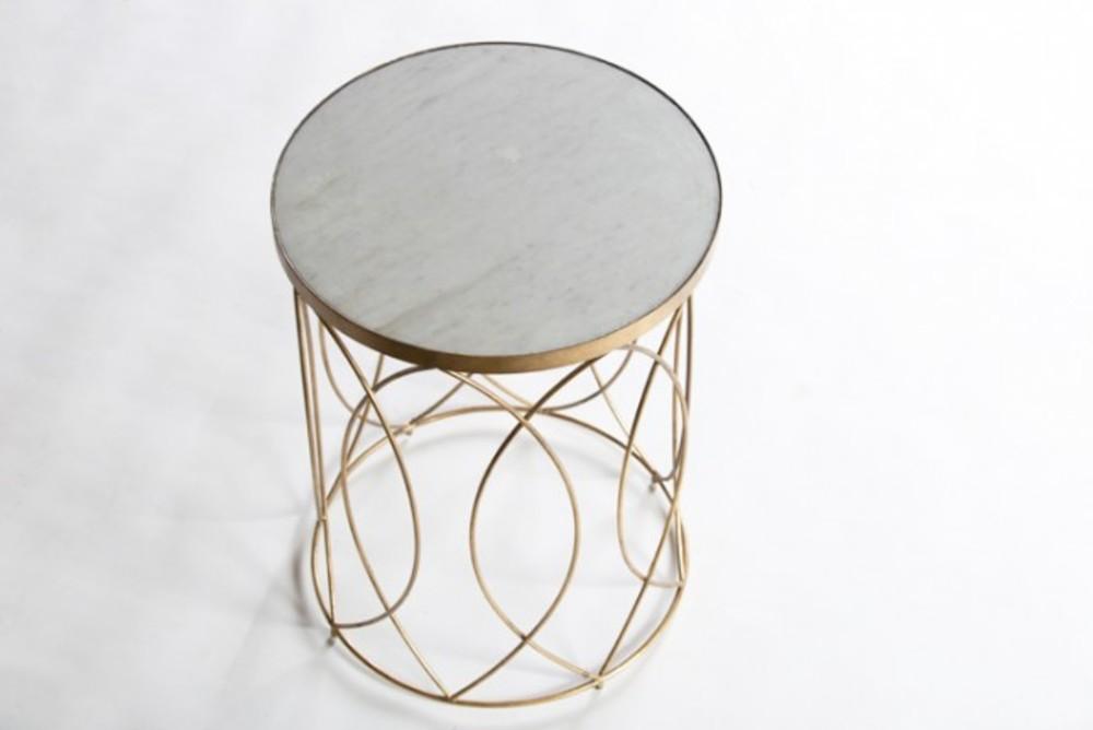 Gabby Home - Nicole Side Table