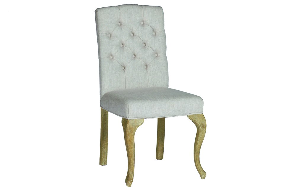 Gabby Home - Avignon Chair, 2/carton