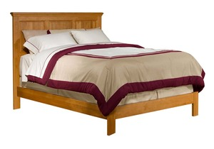 Thumbnail of Archbold Furniture Company - Alder Queen Raised Panel Bed