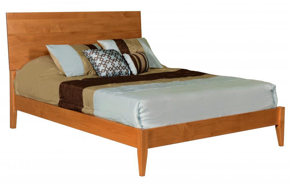 Archbold Furniture Company - Alder Queen Platform Bed