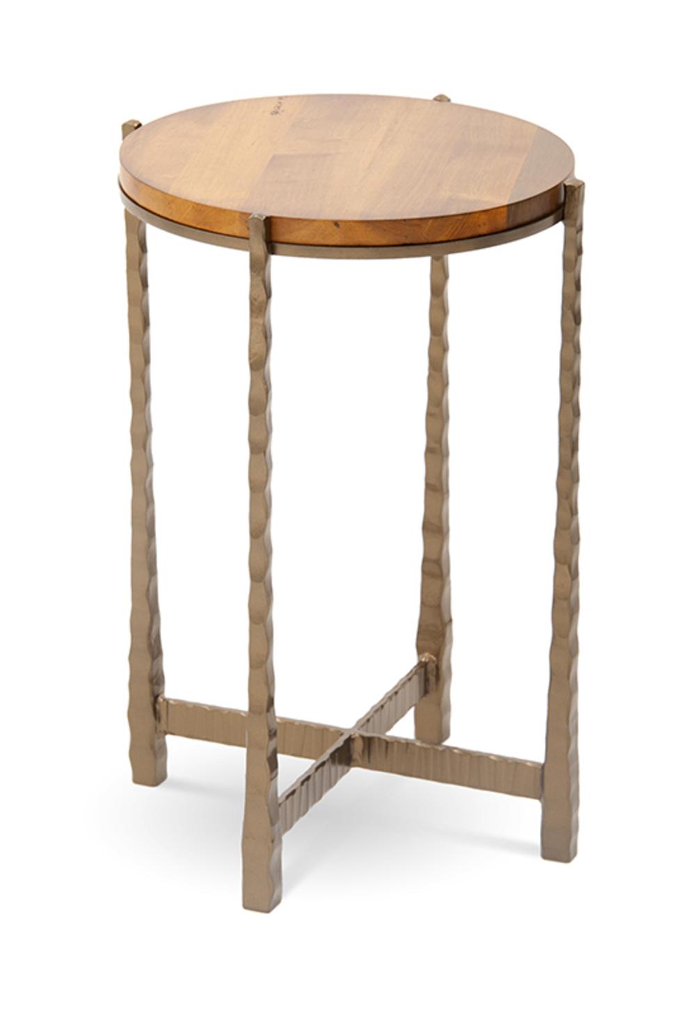 Charleston Forge - Nash Round Drink Table