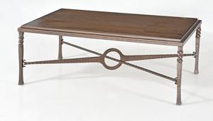 Thumbnail of Charleston Forge - Omega Rectangular Cocktail Table
