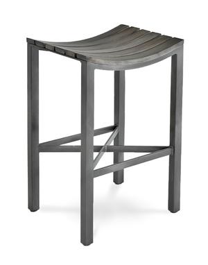 Thumbnail of Charleston Forge - Parsons Wood Seat Bar Stool