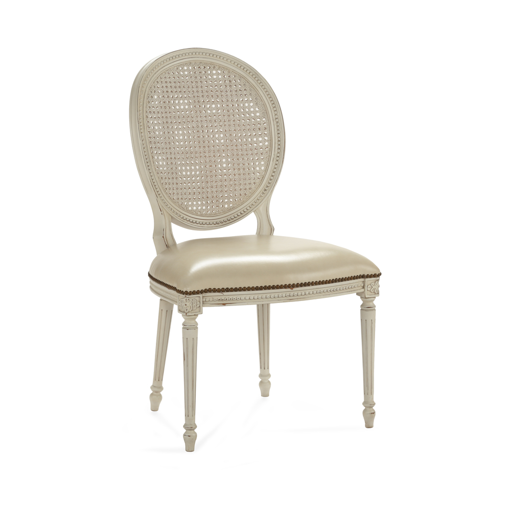 Alden Parkes - Provencal Cane Back Chair