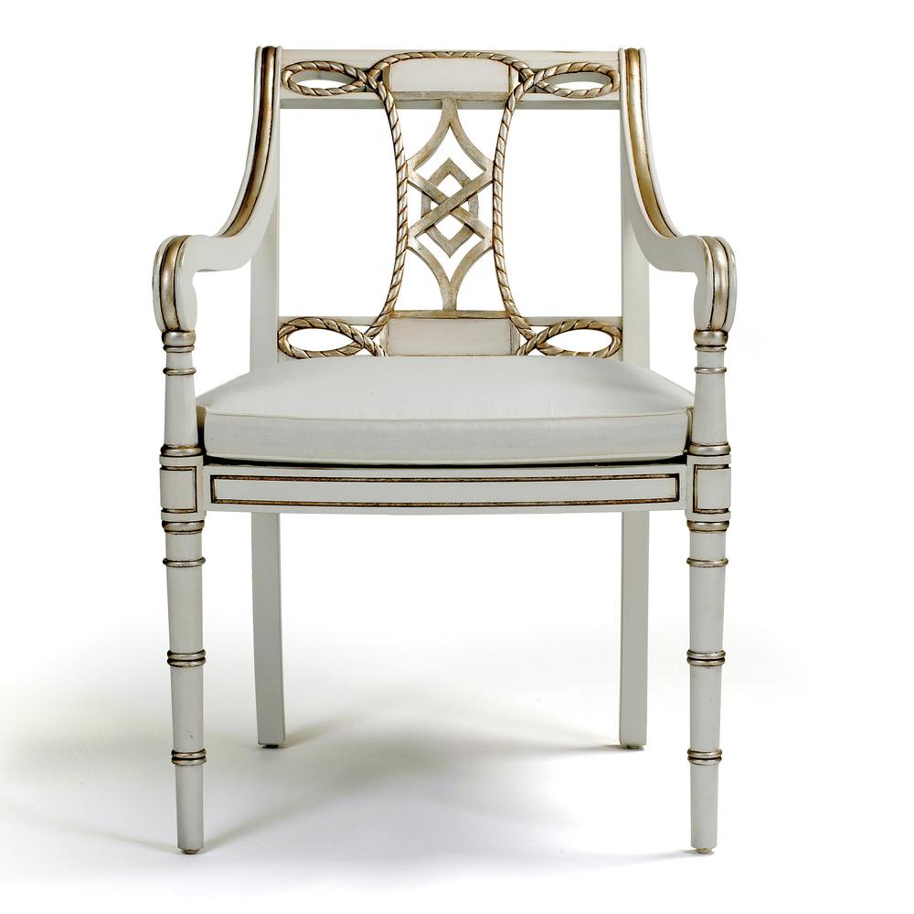 Alden Parkes - Courtesan Accent Chair