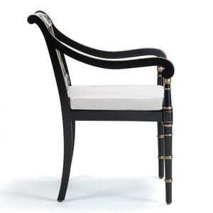 Thumbnail of Alden Parkes - Courtesan Accent Chair