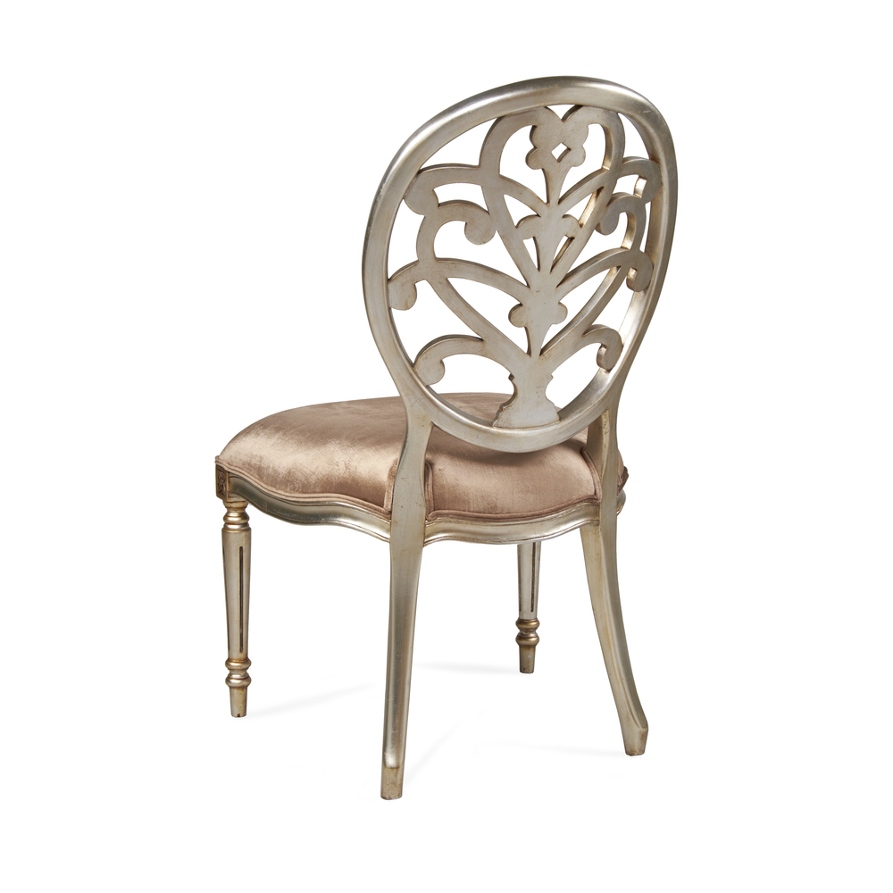 Alden Parkes - Honeysuckle Side Chair