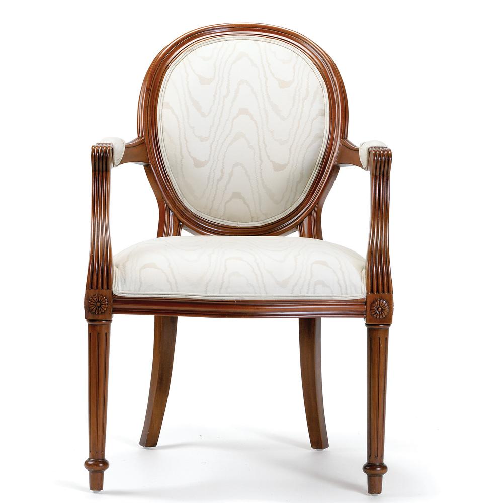 Alden Parkes - Versailles Arm Chair