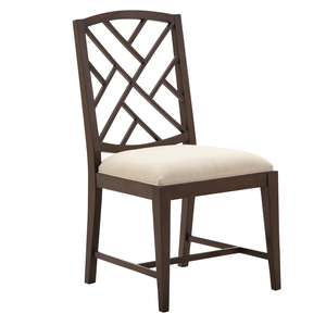 Thumbnail of Alden Parkes - Fretwork Dining Side Chair