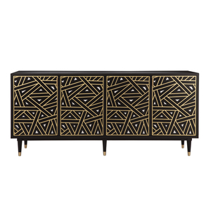 Thumbnail of Alden Parkes - Triangles Sideboard