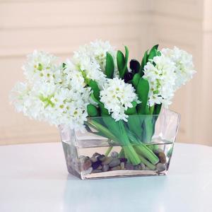 Thumbnail of Winward - Hyacinth, Glass w/ Rock (White/Green)