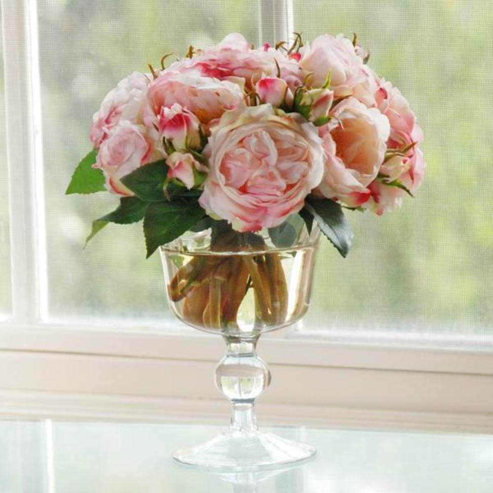 Winward - Rose, Candy Jar (Pink)