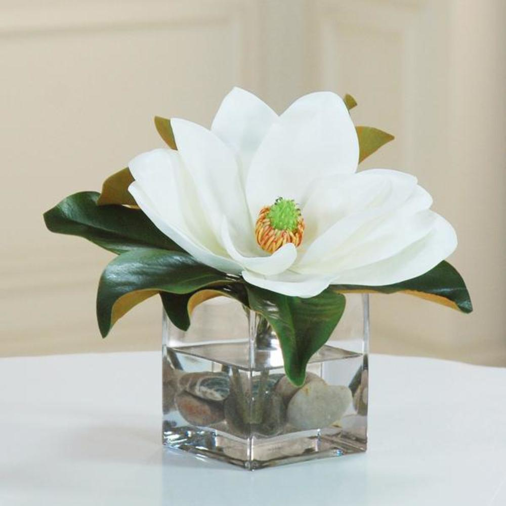 Winward - Magnolia Cube (White/Green)