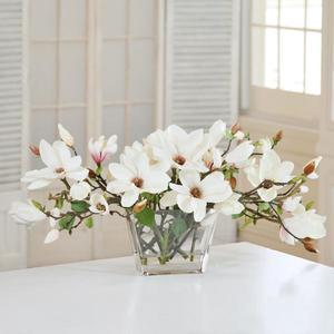 Thumbnail of Winward - Magnolia Centerpiece (White/Green)
