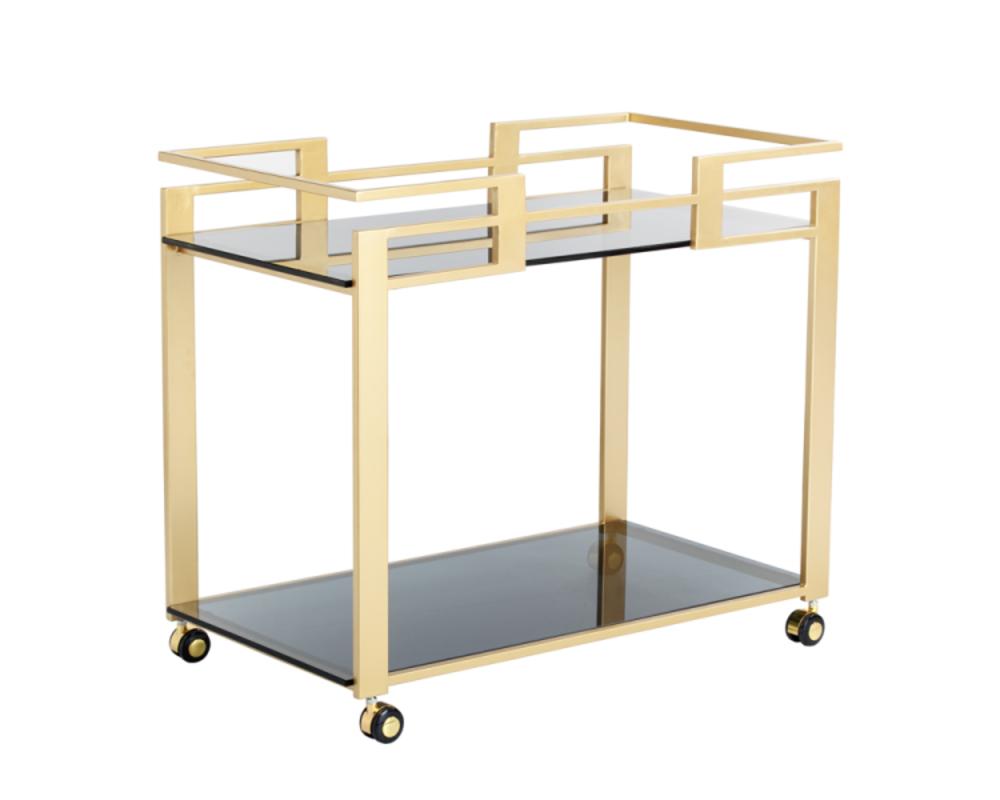 Sunpan Modern Home - Avondale Bar Cart